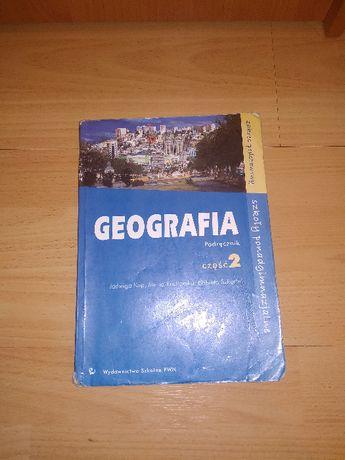 Geografia podręcznik część 2 PWN podstawowy