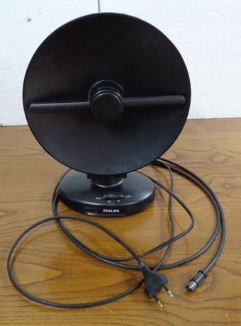 Antena de TV interior VHF/UHF, Philips