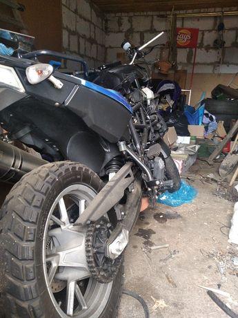 Запчасти на мотоцикл BMW F 800