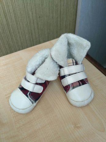 Ботинки, кеды, пинетки, 10 см