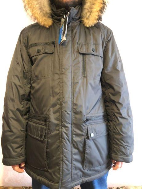 Зимняя мужская куртка Alaska