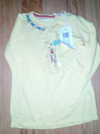 Bluzka 5 10 15 rozmiar 122