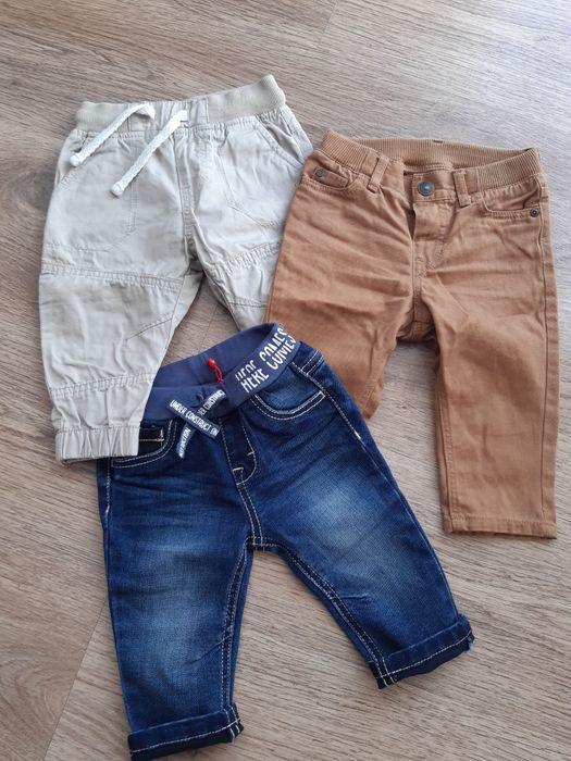 3 pary spodni chłopiecych Nowy Sącz - image 1