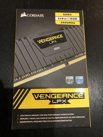 Memoria RAM Corsair Vengeance 16GB DDR4