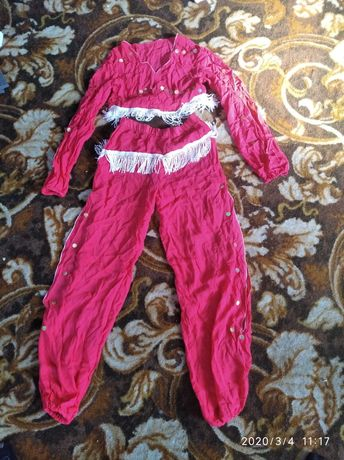 Продам костюм для занятий индийскими танцами