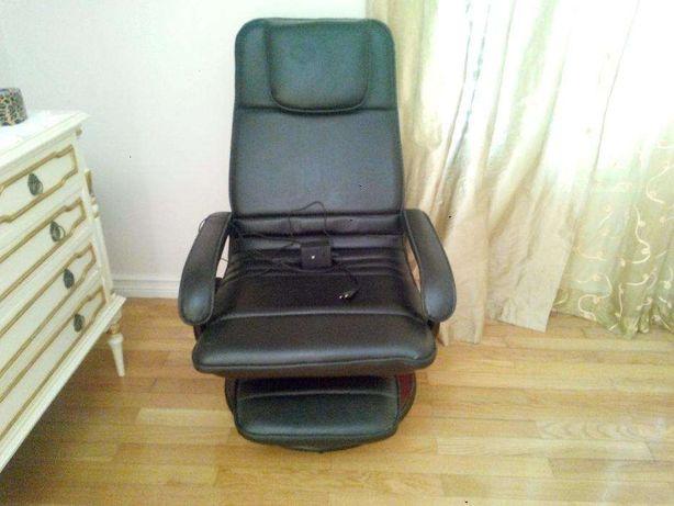 Cadeira de massagem calorifica