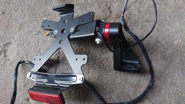 Czesci Ducati Monster 796 uchwyt boczny RIZOMA okazja Polecam