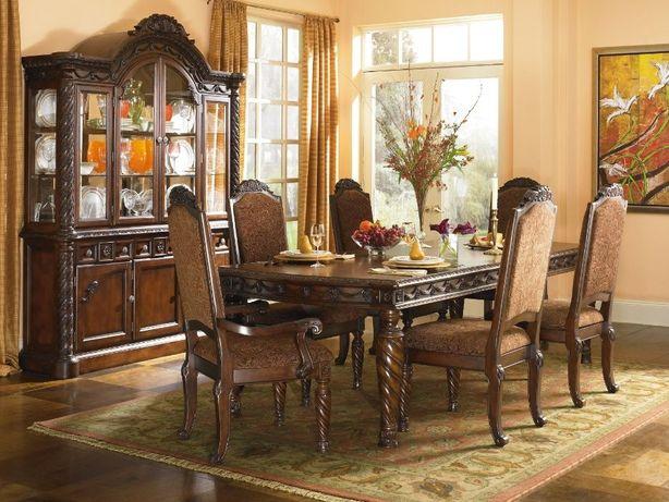 Jadalnia stylowa klasyczna.Stylowe meble stołowe.