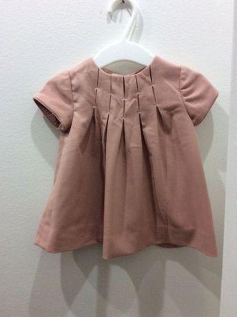 Pack vestidos menina 3-6m, 9_12 Zara, Zippy e HM