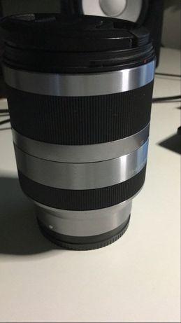 OPURTUNIDADE: Lente sony 18-200mm f3.5-6.3