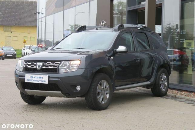 Dacia Duster Benzyna 114KM, polski salon, I właściciel