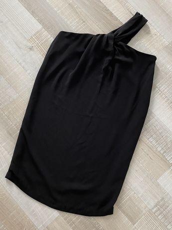 ZARA sukienka na jedno ramię