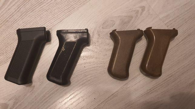 Chwyt pistoletowy AK airsoft asg