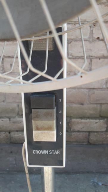 Продам вентилятор напольный б/у