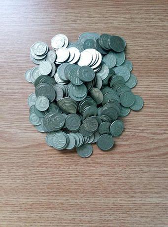 10, 15, 20 копеек СССР от 1961г. до 1991г. в наличии 346 шт.