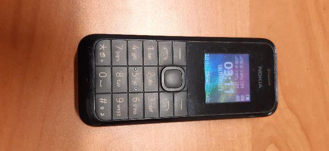 Nokia 105 Dual SIM Czarny SPRWANY 100 % !!! Możliwa wysyłka Zapraszamy