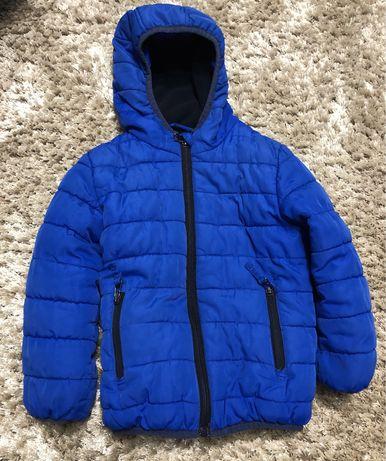Демисезонная куртка теплая next 3-4 года