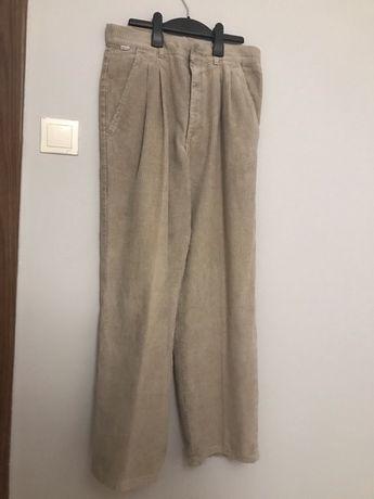 Sztruksowe Spodnie Levi's 34x36