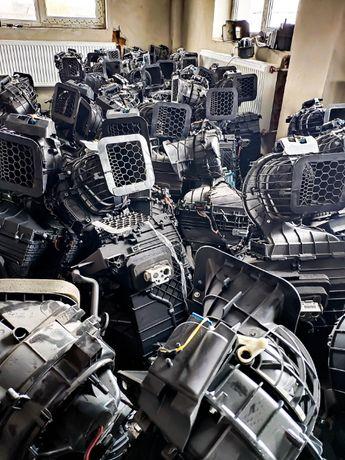 Пічка клімат контроль VW T5, T5 GP, T6 Печка климат Шрот Разборка