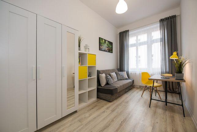 Nowe pokoje w Centrum, WSG, CM, UKW, ATOS