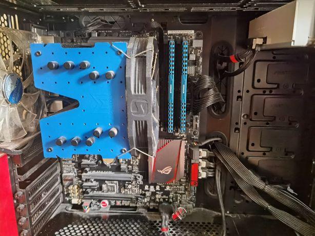 Komputer do gier gtx 980