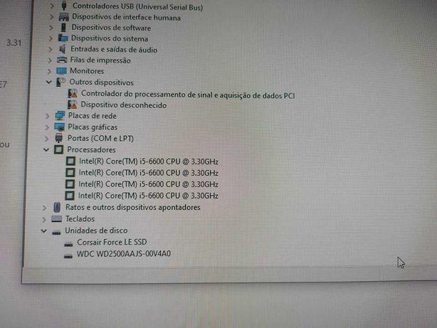 PC GAMING i5 - 16 GB - GTX 1050 ti
