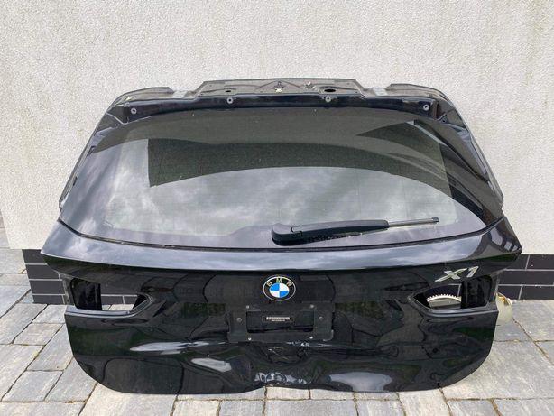 Spojler/lotka tył, szyba tył, wycieraczka BMW X1 f48