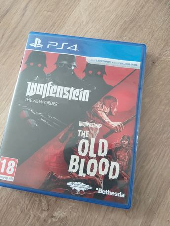 Gra Wolfenstein the New order the Old Blood ps4