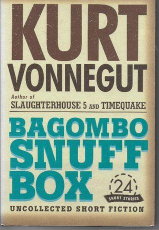 Bagombo Snuff Box Livro Uncollected Short Fiction de Kurt Vonnegut