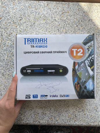 Trimax цифровий ефірний приймач