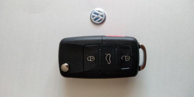 Kluczyk, scyzoryk, pilot, Volkswagen USA, Golf, Jetta, 315 MHz, Keyles