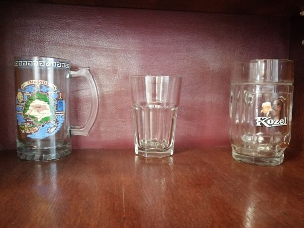 Пивные бокалы набор