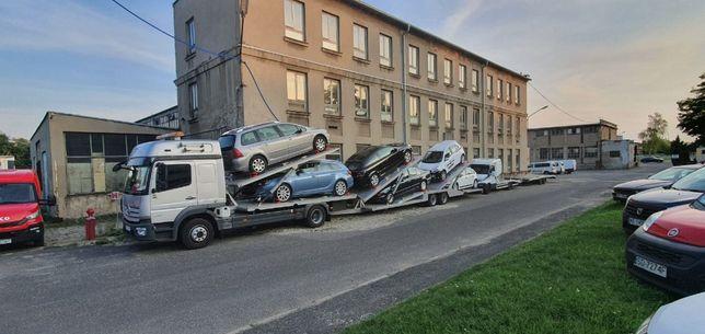 Transport Samochodów Niemcy Belgia Holandia Hiszpania Czechy Austria