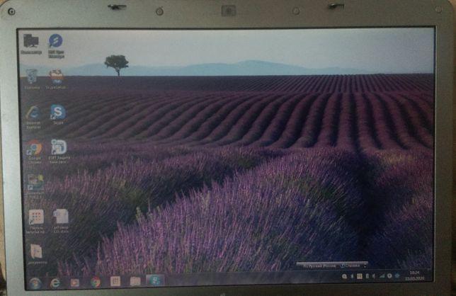 """Хороший ноутбук Fujitsu-Siemens в прекрасном состоянии.Диагональ:15,5"""""""