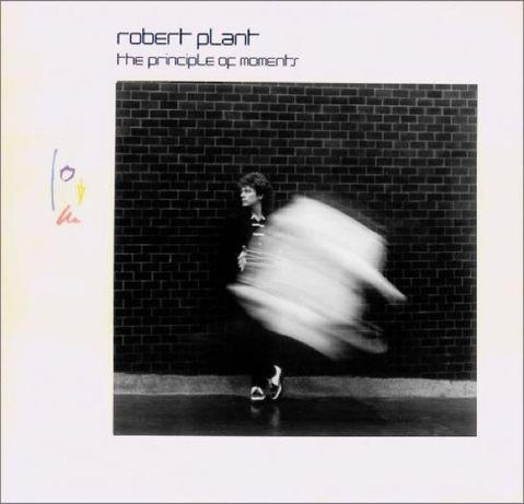 Robert Plant – The Principle Of Moments, Atlantic 1983, Vinyl
