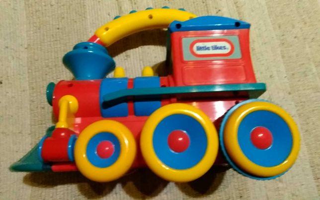 Zabawka ciuchcia, pociąg