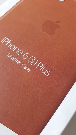 Oryginalne etui IPhone 6 skóra nowe