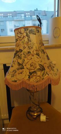 Lampa w stylu angielskim vintage