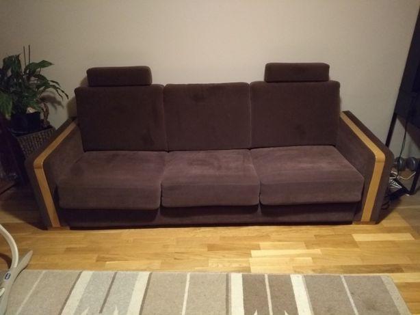 Sofa z funkcją spania - za darmo