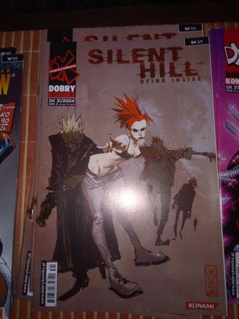 Silent Hill nowy DK komiks