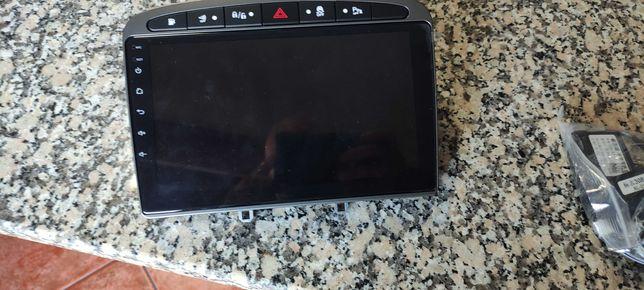 Peugeot 408 Android Radio GPS Bluetooth Ecrã Wifi CARPLAY
