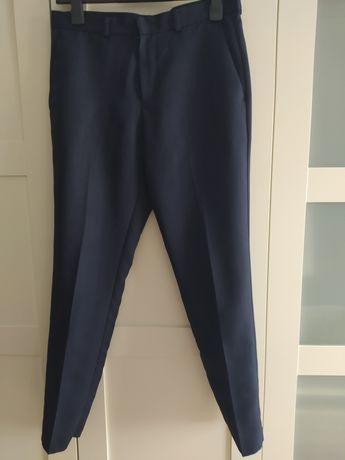 Spodnie garniturowe h&m 46 lub S