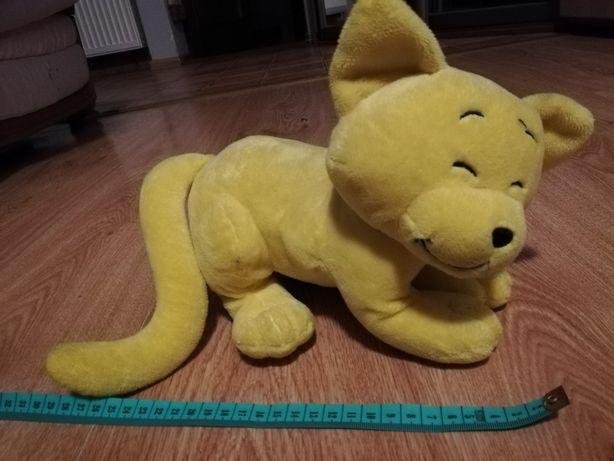 maskotka kot kitty żółty