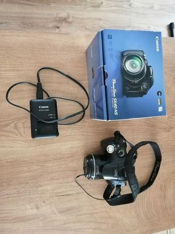 Canon aparat powershot sx40 HS