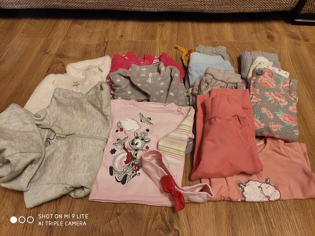 Zestaw ubrań 62-68