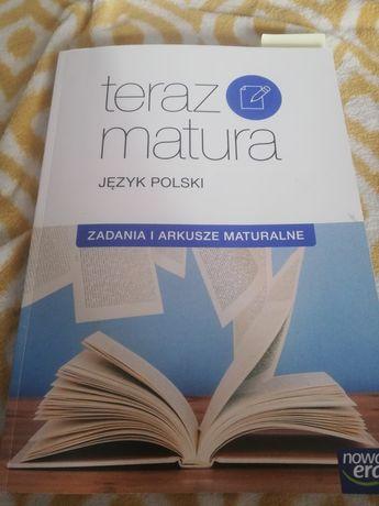 Zbiór zadań i arkuszy maturalnych Teraz matura do języka polskiego