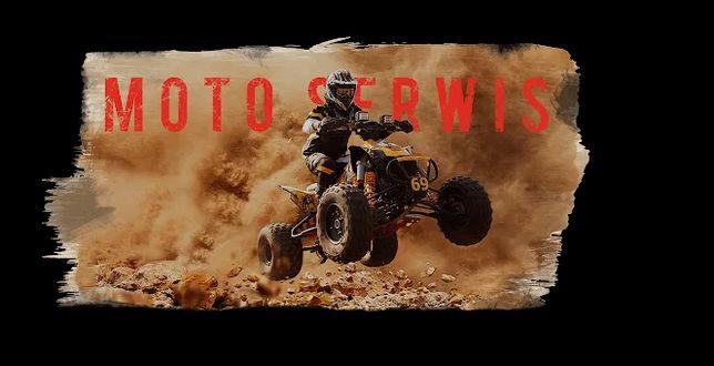 - naprawa - skutery, quady,motorowery,motocykle,ATV 2T, 4T