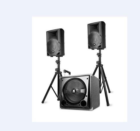 Активная акустическая система Акустика Активный сабвуфер+колонки VONYX