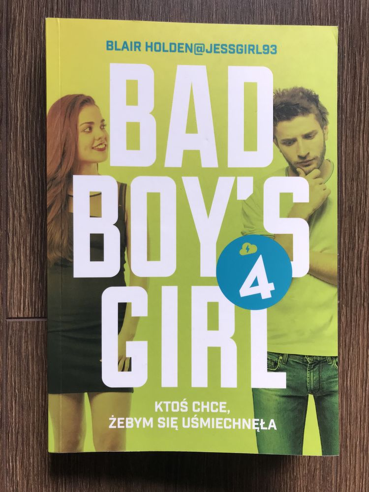 Bad boy's girl 4 Blair Holden