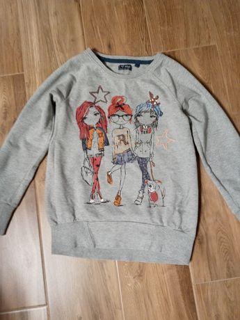 Bluza Next 134 dla dziewczynki
